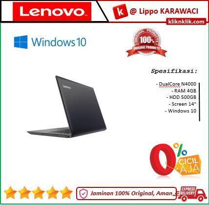 Spesifikasi Lenovo Ideapad 330 15ich dan Harga